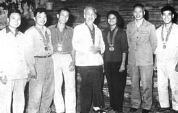 Chủ tịch Hồ Chí Minh với sự nghiệp Thể dục Thể thao Việt Nam