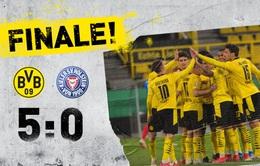 Thắng đậm Holstein Kiel, Dortmund thẳng tiến vào chung kết Cúp Quốc gia Đức