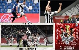 Đánh bại Atalanta, Juventus vô địch Cúp Quốc gia Italia