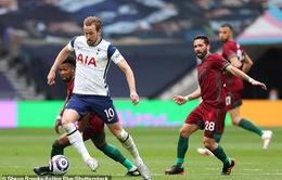 Manchester City chiếm ưu thế trong cuộc đua giành Harry Kane
