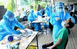 Bình Dương, Bình Phước đẩy nhanh tốc độ lấy mẫu xét nghiệm SARS-CoV-2 để phòng dịch