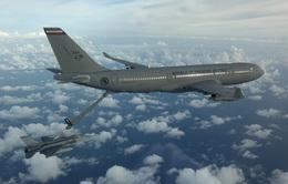 Hệ thống tiếp nhiên liệu tự động của máy bay vận tải Airbus A330 MRTT hoàn thành giai đoạn phát triển