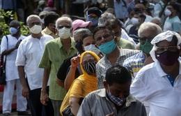 Ấn Độ tiếp tục ghi nhận hàng nghìn ca tử vong