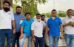 Tình người trong đại dịch COVID-19 tại Ấn Độ