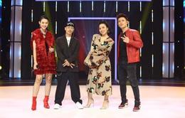 """Quang Đăng dẫn học trò """"oanh tạc"""" gameshow Nhóm nhảy siêu Việt"""