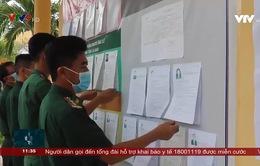 Cà Mau tổ chức bầu cử sớm ở các đảo
