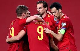 Lịch thi đấu bảng E UEFA EURO 2020: ĐT Tây Ban Nha và phần còn lại