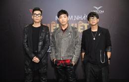 Vừa giành á quân Trời sinh một cặp, Thái Sơn nhảy phắt qua làm nhà sản xuất âm nhạc cho gameshow mới