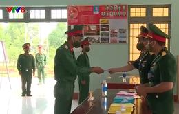 Bầu cử sớm tại các đơn vị quân đội ở Đắk Lắk, Đắk Nông