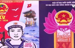 Huyện đảo Trường Sa và điểm cực Nam của Tổ quốc sẵn sàng cho ngày bầu cử