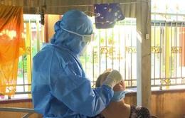 Một trường hợp tái dương tính với SARS-CoV-2 ở Quảng Bình