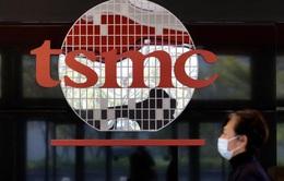 TSMC tăng 60% sản lượng linh kiện chip ô tô