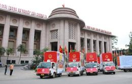Ngày 23/5, cử tri Hà Nội bỏ phiếu bầu 29 đại biểu Quốc hội và 95 đại biểu HĐND Thành phố
