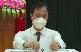 Cử tri  Bắc Trung bộ hăng hái đi bầu cử