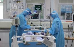 Bệnh nhân COVID-19 thứ 42 tử vong là cụ bà 72 tuổi