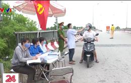 Hà Nội lập chốt kiểm soát tại địa bàn giáp ranh Bắc Ninh, Bắc Giang