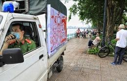 Hà Nội tạm dừng hoạt động kinh doanh nhà hàng, tiệm cắt tóc, tập thể dục nơi công cộng