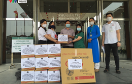 Hỗ trợ các bệnh viện tuyến đầu chống dịch COVID - 19