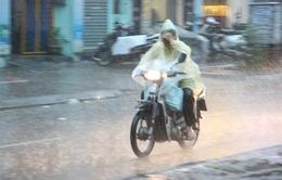 Cảnh báo lốc, sét, mưa đá khu vực Bắc Bộ, Nam Bộ và Tây Nguyên
