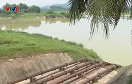 Nghệ An: Thiếu nước tưới Hè - Thu tại các vùng dọc sông Lam