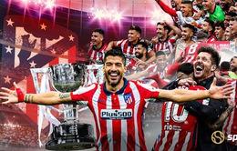 La Liga: Chức vô địch của Atletico Madrid & Những thống kê ấn tượng!