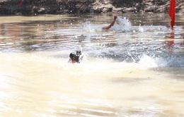 Hai anh em ruột đuối nước thương tâm tại Đắk Lắk