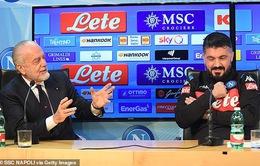 Napoli tìm được người thay thế HLV Gennaro Gattuso