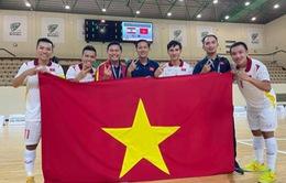 LĐBĐ Đông Nam Á gửi thư chúc mừng ĐT Futsal Việt Nam giành vé vào VCK FIFA Futsal World Cup 2021