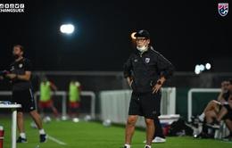 ĐT Thái Lan thất bại trong trận giao hữu với Oman