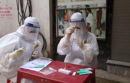 Thêm 80 ca mắc COVID-19 trong nước tại 4 tỉnh, thành