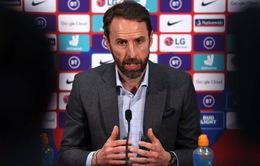 HLV Southgate lý giải việc triệu tập tới 33 cầu thủ lên ĐT Anh