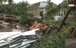 Mưa lớn gây nhiều thiệt hại ở ĐBSCL