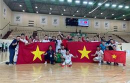 Giành vé dự World Cup, Futsal Việt Nam gửi lời cảm ơn đến người hâm mộ