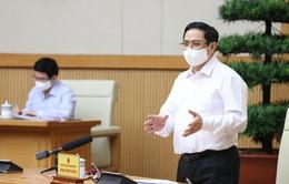 Thủ tướng Phạm Minh Chính: Huy động tổng lực, phải đẩy lùi dịch COVID-19 tại Bắc Giang và Bắc Ninh