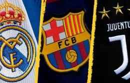 Barca, Real, Juventus có thể bị UEFA cấm tham dự cúp châu Âu trong 2 mùa tới