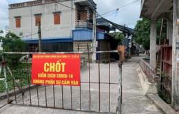 Khu dân cư đầu tiên tại Nam Định được bỏ phong tỏa từ ngày 28/5