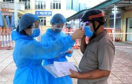 Bệnh nhân COVID-19 ở Thái Bình tái dương tính sau 1 ngày xuất viện
