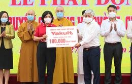 Yakult Việt Nam chung tay với cộng đồng trong cuộc chiến chống COVID-19