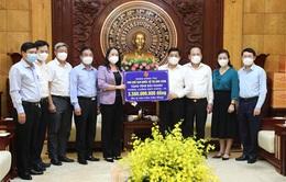 Phó Chủ tịch nước thăm, động viên nhân dân Bắc Ninh, Bắc Giang phòng, chống dịch COVID-19