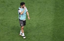 Gundogan khiến Man City lo lắng trước trận chung kết Champions League
