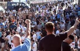 Bạo loạn trước chung kết UEFA Champions League
