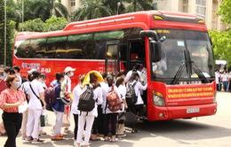Gần 1.000 sinh viên Y Dược  xung phong chi viện cho Bắc Giang và Bắc Ninh