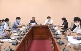 35 chuyên gia y tế Việt Nam sang hỗ trợ Lào phòng chống dịch COVID-19