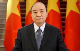 Chủ tịch nước Nguyễn Xuân Phúc đề nghị Hoa Kỳ hỗ trợ tiếp cận nguồn cung vaccine COVID-19