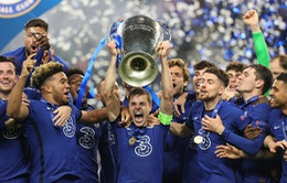 Chelsea đánh bại Man City, lần thứ 2 vô địch Champions League