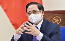 Thủ tướng dự Hội nghị P4G