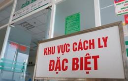 Hà Nội: Một bác sĩ dương tính với SARS-CoV-2