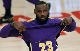 Lebron James chỉ trích thể thức play-in của NBA