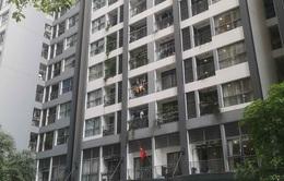 Hà Nội phong tỏa tạm thời tòa Park 10, khu đô thị Times City