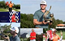 Những nhà vô địch golf tuần qua: Kim Hy Joo, Dean Burmester, Sam Burns…